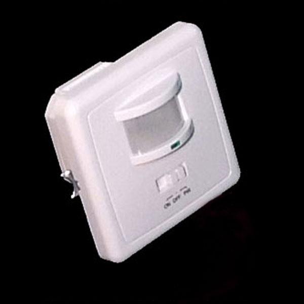 bewegungsmelder 140 160 f r unterputz reagiert auf bewegung led geeignet ebay. Black Bedroom Furniture Sets. Home Design Ideas